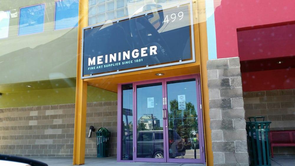 Meininger art supply 11 photos 63 reviews art for Craft stores denver co