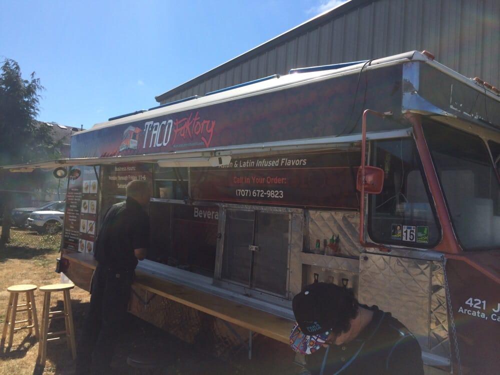 Food Trucks Arcata Ca