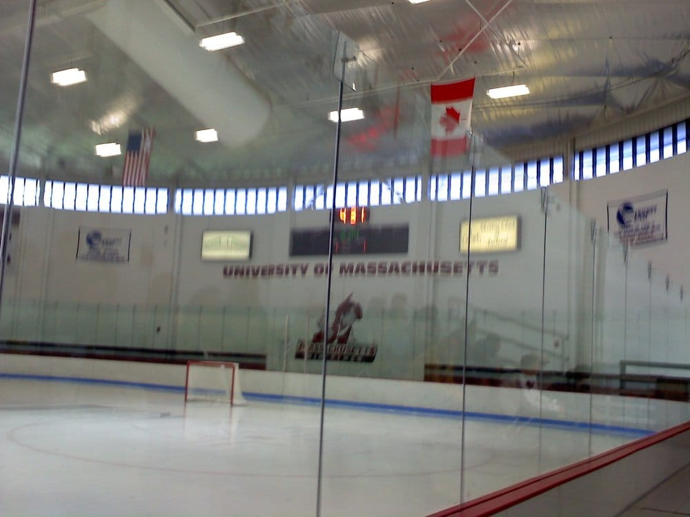 UMass Practice Rink: 416 Student Union Bldg, Amherst, MA