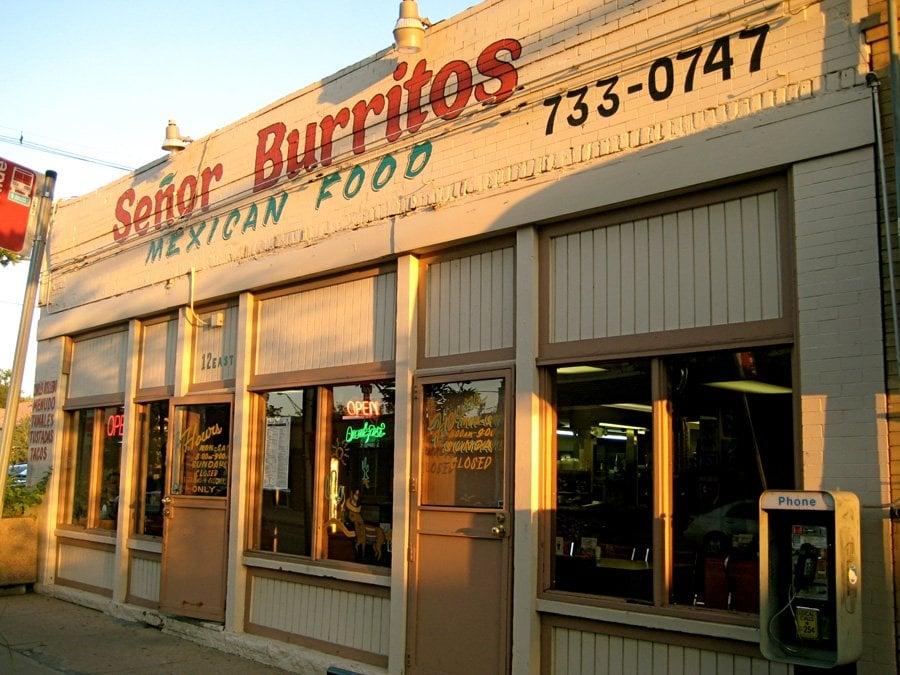 Senor Burritos - Denver, CO, United States. Senor Burritos