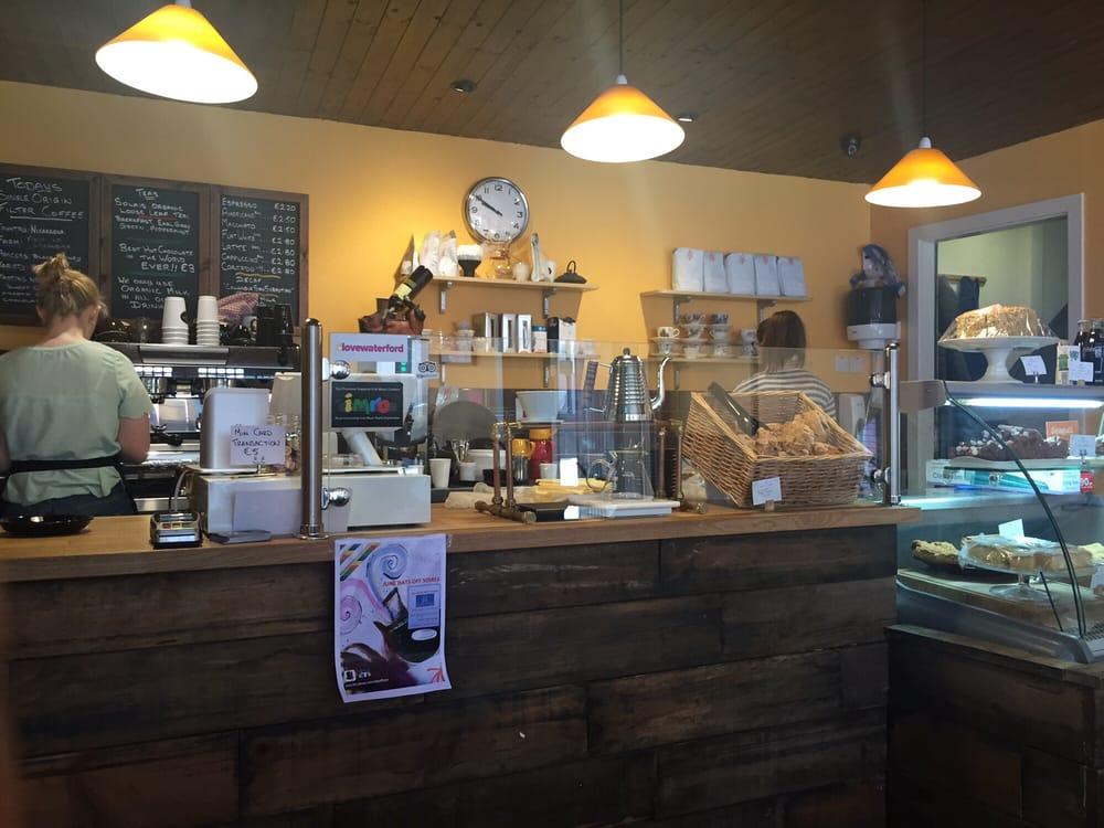 Cafes Near Blackfriars