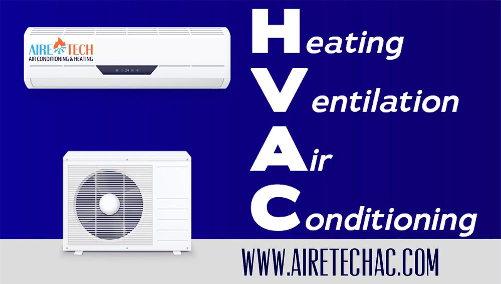 Aire-Tech Air Conditioning and Heating: 18943 Cole Ave, Perris, CA