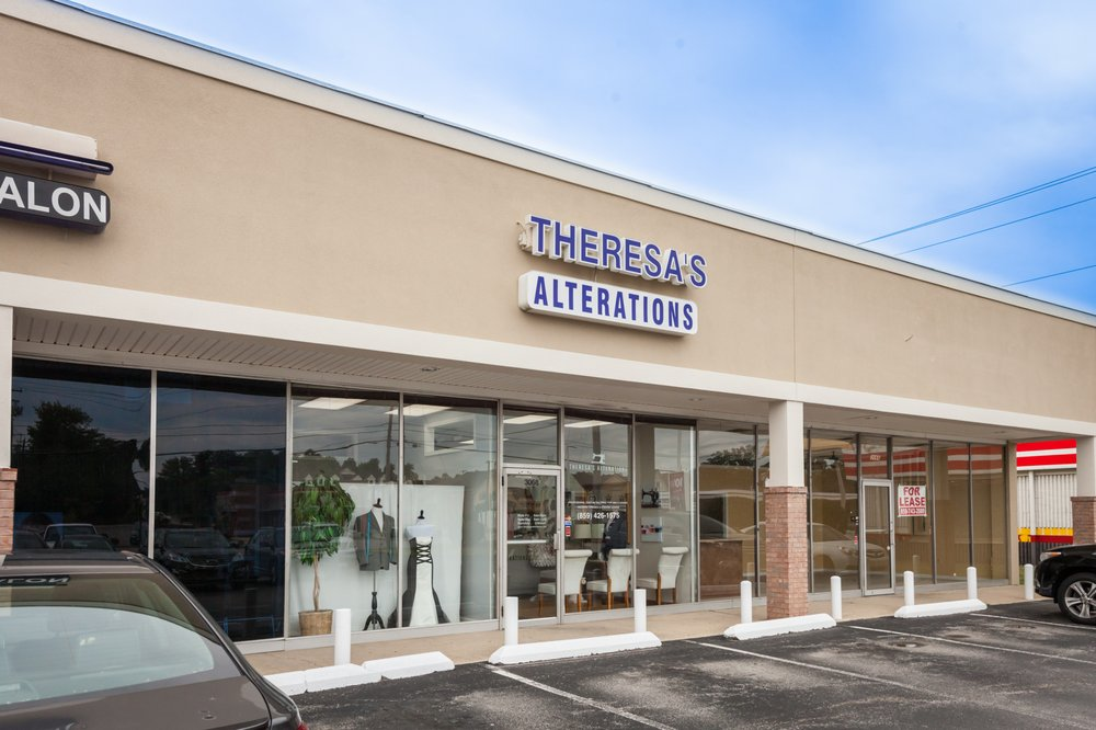 Theresa's Alterations: 3068 Dixie Hwy, Erlanger, KY