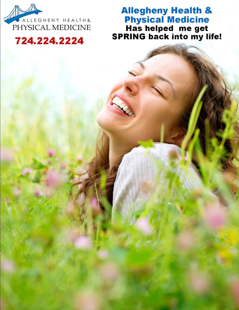 Allegheny Health & Physical Medicine: 825 Freeport Rd, Brackenridge, PA