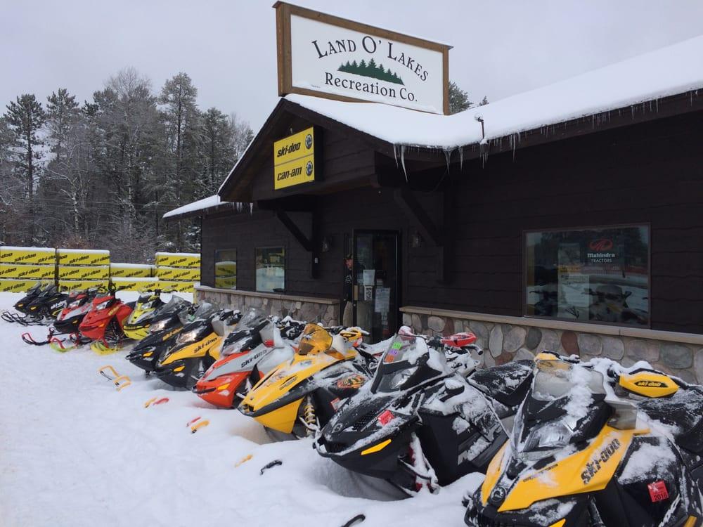 Land O' Lakes Recreation: 1702 N US Hwy 45, Land O Lakes, WI