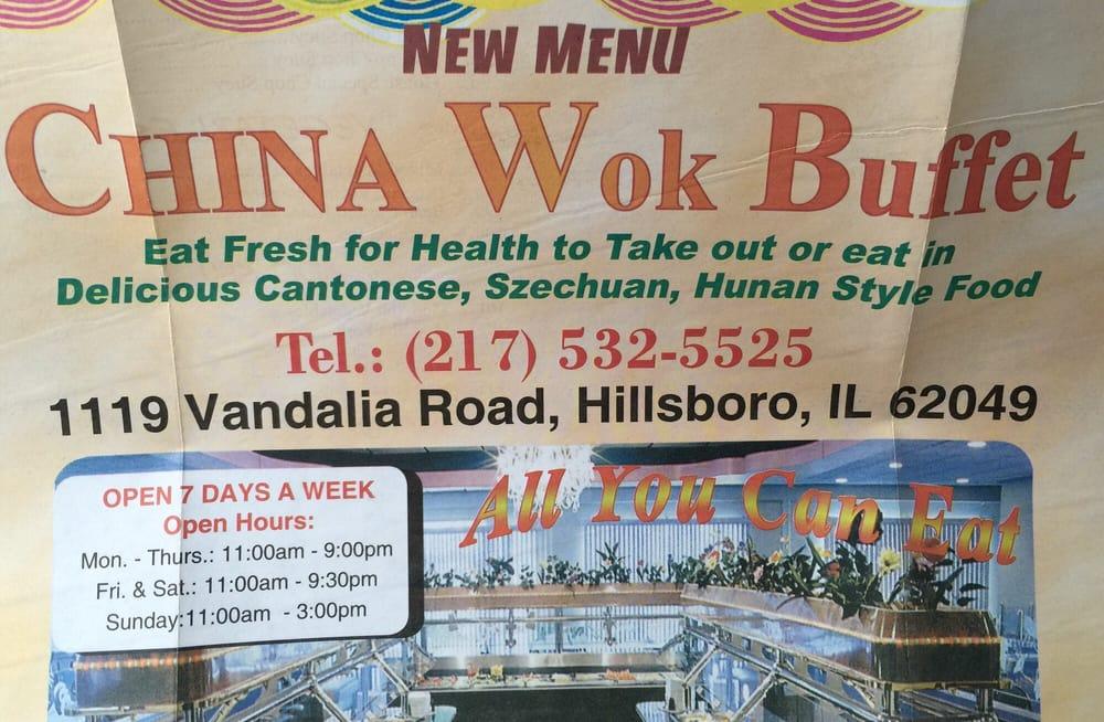 Photo Of China Wok Hillsboro Il United States