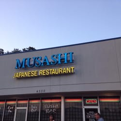 Photo Of Musashi Anese Steak Seafood Restaurant Morehead City Nc United States