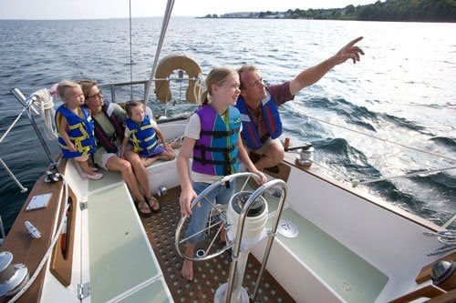 Dreamcatcher Sailing: 100-B Rittenhouse Ave, Bayfield, WI