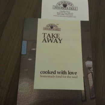 how to order take away in korea