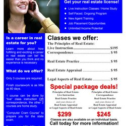America West School of Real Estate - 9100 Ming Ave