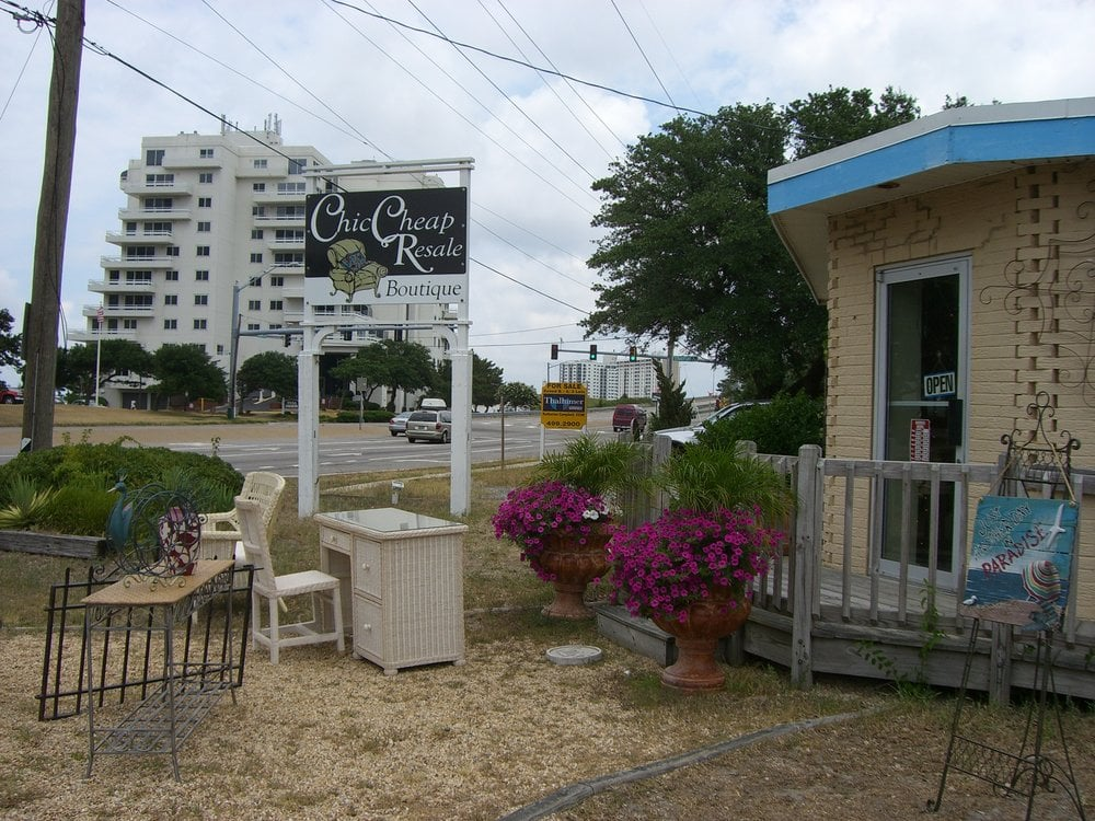 Chic Cheap Resale Boutique - CLOSED - Thrift Stores - 3617 Shore Dr, Virginia Beach, VA, United ...