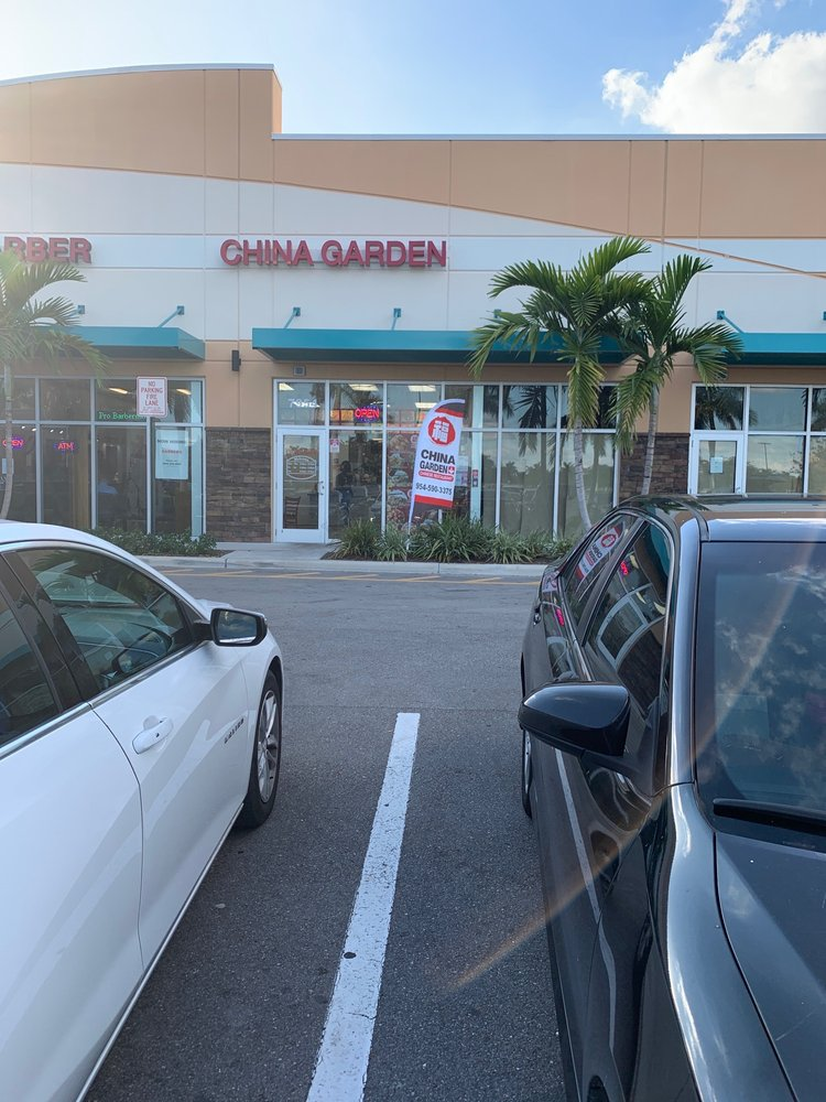 China Garden: 7954 W McNab Rd, North Lauderdale, FL