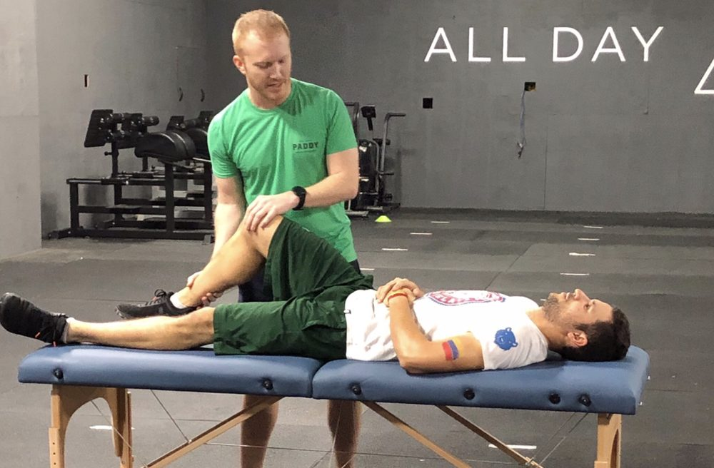 Dr. Nick Purcell, PT, DPT: 716 W 17th St, Houston, TX