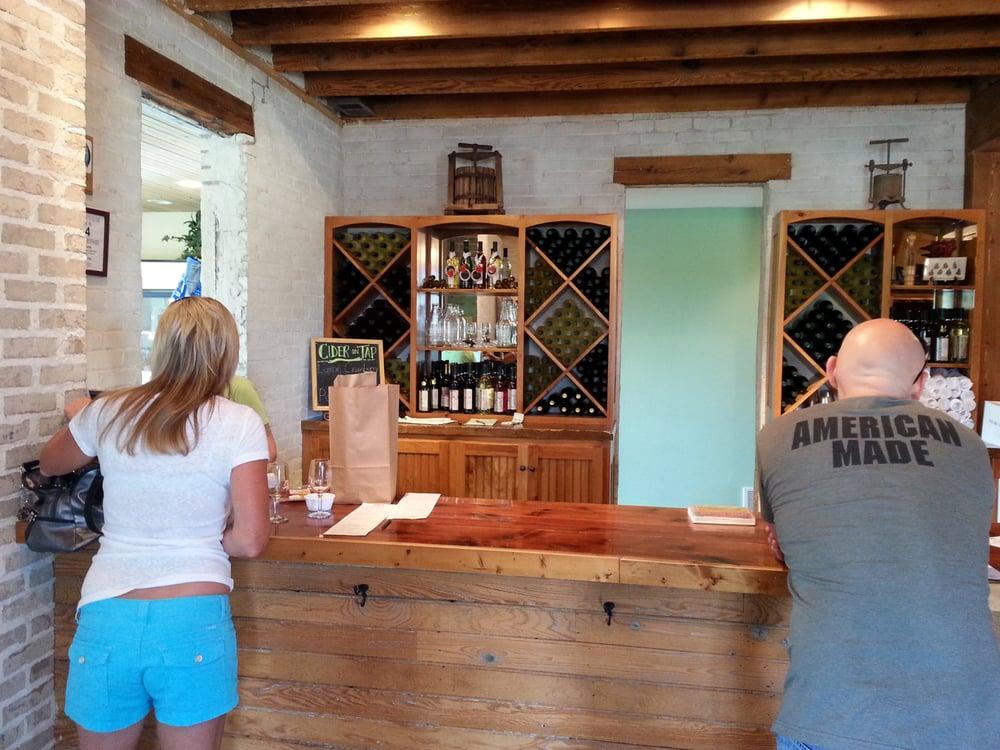 Douglas Valley Winery: 5375 Douglas Valley Dr, Manistee, MI