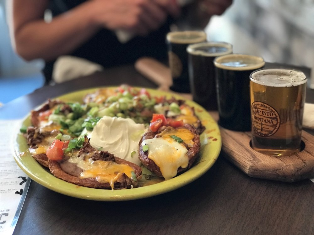 Katabatic Brewing: 117 W Park St, Livingston, MT