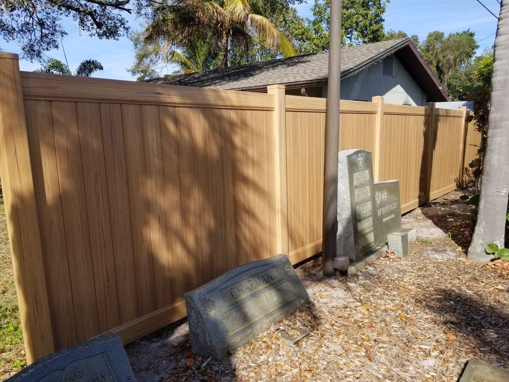 Clarity Fence: 808 43rd St W, Bradenton, FL