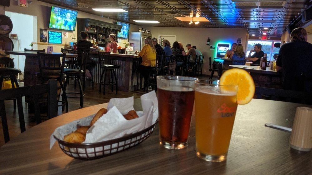 Alibi Pub & Grill: 4117 E Wonder Lake Rd, Wonder Lake, IL