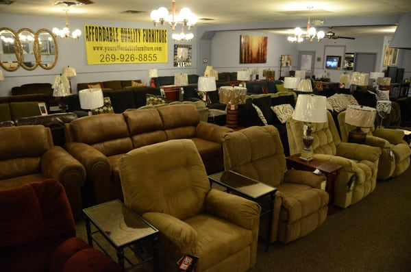 Photo Of Affordable Quality Furniture   Benton Harbor, MI, United States.  Large Selection. Large Selection, Low Prices ...