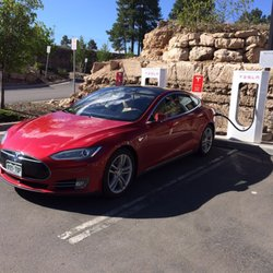 Photo Of Tesla Supercharger Flagstaff Az United States