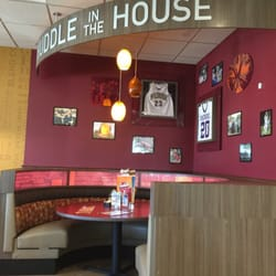 photo of huddle house mascoutah il united states the cuddle booth - Breakfast House Restaurant Wall Designs
