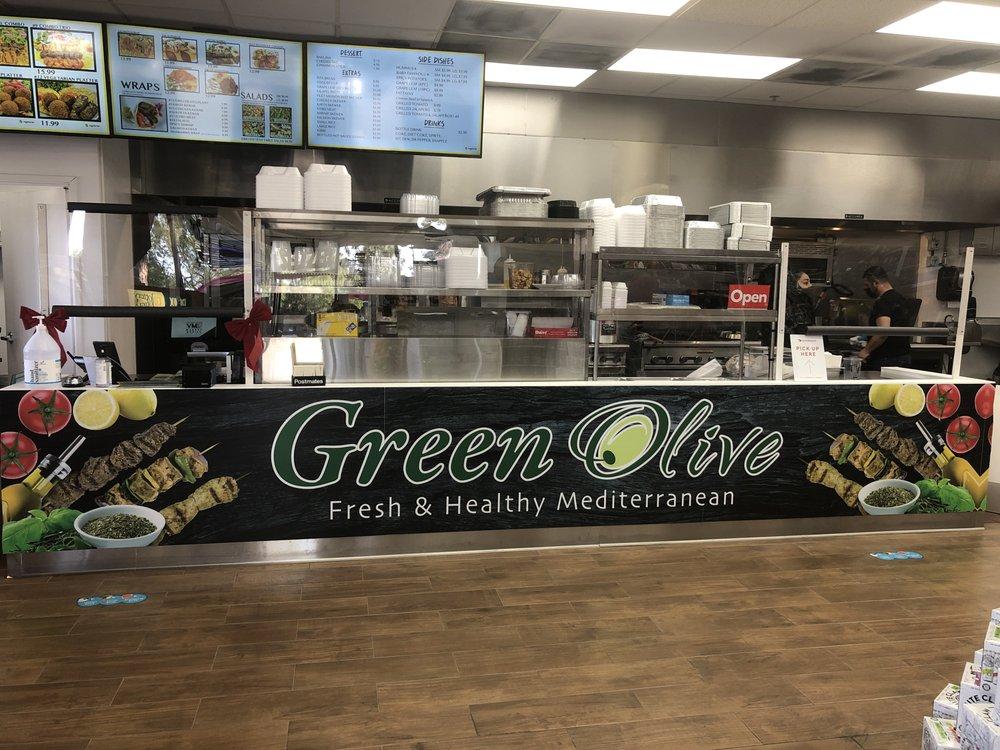 The Green Olive Camarillo: 506 Las Posas Rd, Camarillo, CA