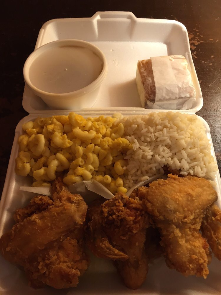 Mama Mary's Soul Food: 372 Whalley Ave, New Haven, CT