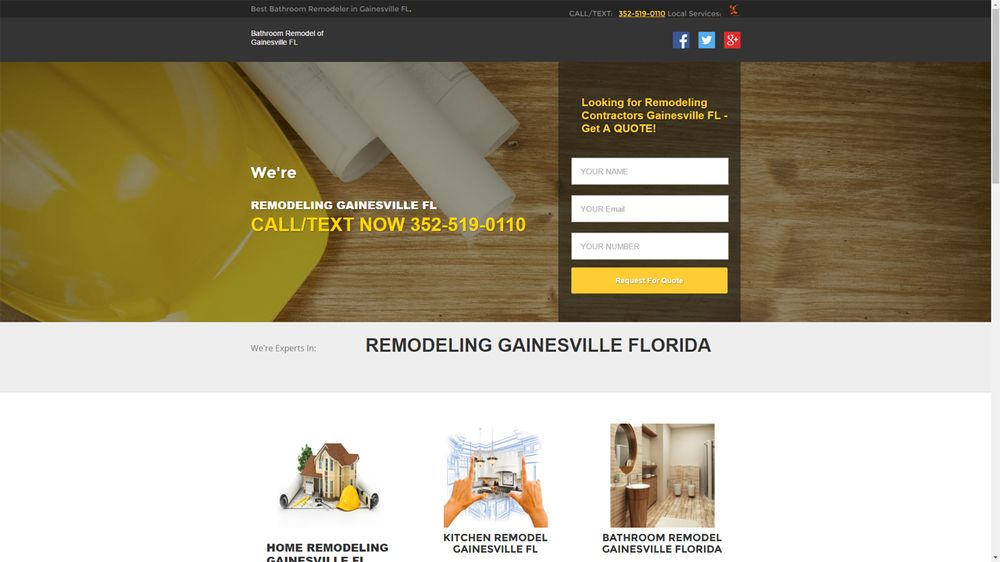 Bathroom Remodel CLOSED Photos Contractors Gainesville - Kitchen remodeling gainesville fl