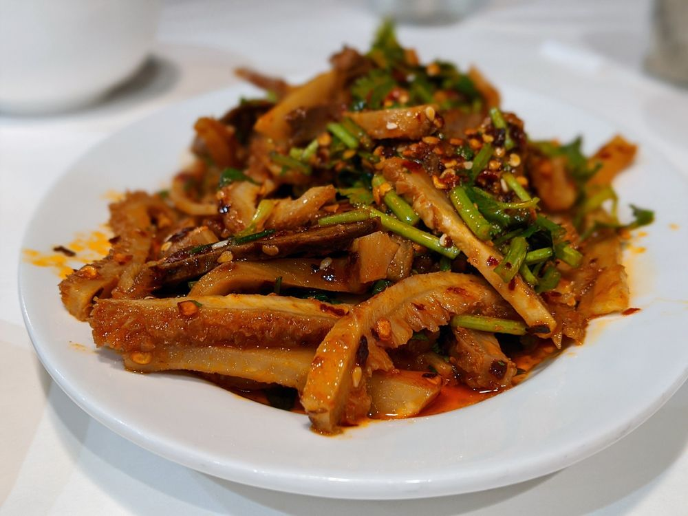 Food from New Sichuan