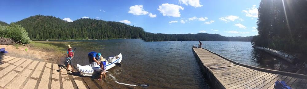 Sage Hen Creek: Ola, ID