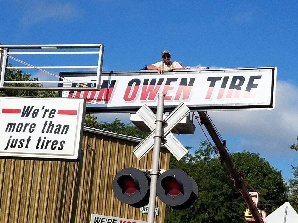 Don Owen Tire: 620 W Olive St, Bloomington, IL