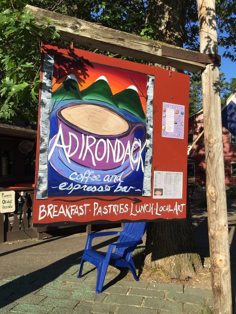 Adirondack Coffee: 25469 Main St, Nisswa, MN