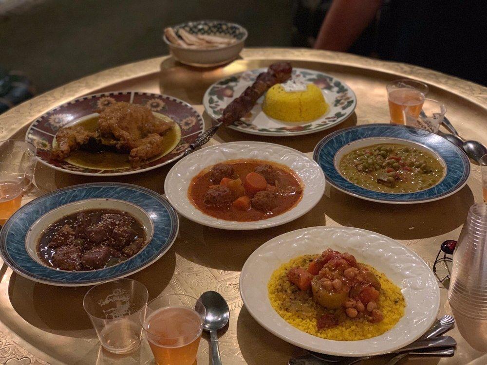 Casablanca Moroccan Restaurant