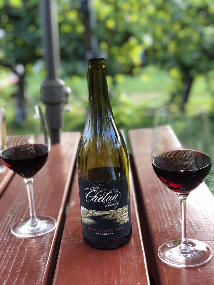 Lake Chelan Winery: 3519 Hwy 150, Chelan, WA
