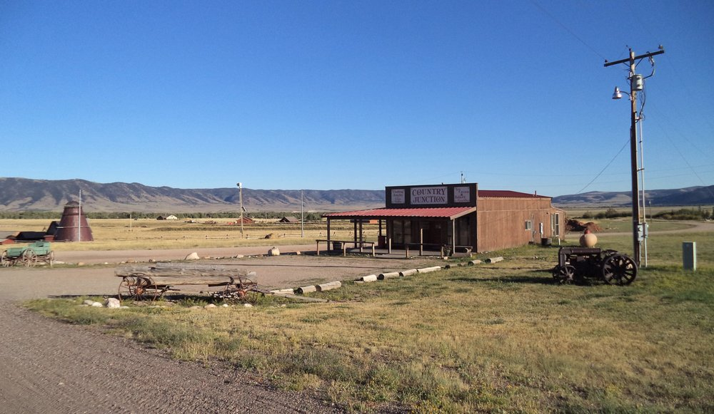 Country Junction: 2742 Hwy 130, Centennial, WY