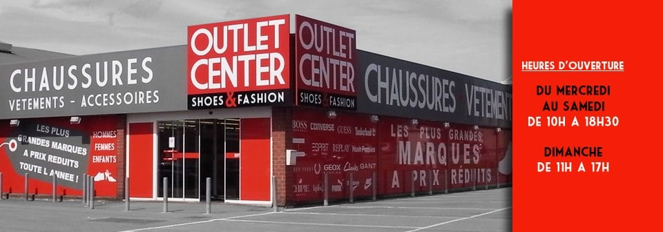 9768dbb80946a Outlet Center - Shoes   Fashion - Shoe Stores - Grand Route 49
