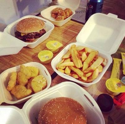 Fast Food Villeurbanne