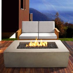 Photo Of Patioworld Pasadena Ca United States Faux Concrete Fire Pit