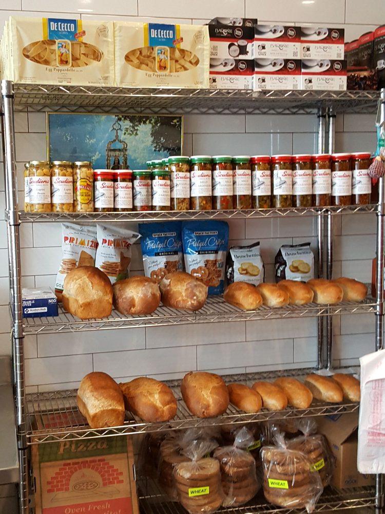 Food from Scudiero's Italian Bakery & Deli