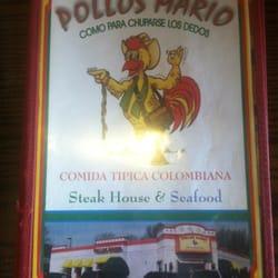 Pollos Mario Restaurant Charlotte Nc