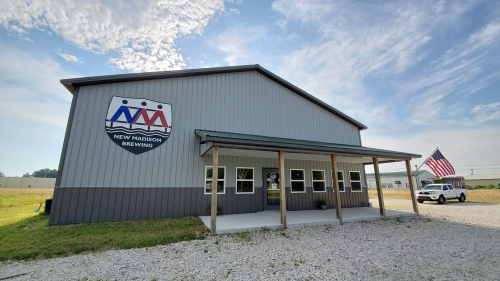 New Madison Brewing Company: 3463 North Shun Pike Rd, Madison, IN