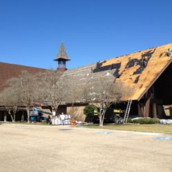 Photo Of Ryson Roofing   Baton Rouge, LA, United States. Broadmoor United  Methodist