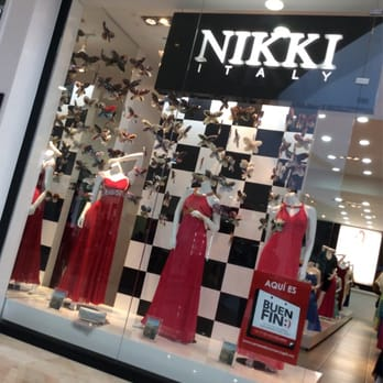 Vestidos de noche nikki mexico