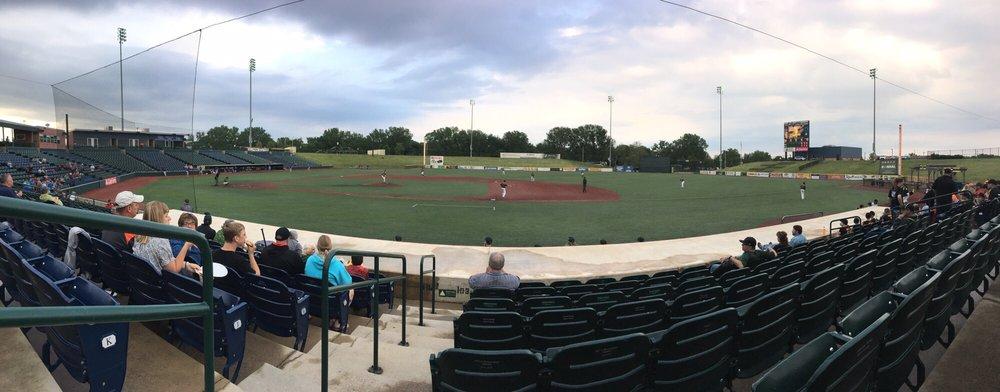 Normal Cornbelters Baseball: 1000 W Raab Rd, Normal, IL