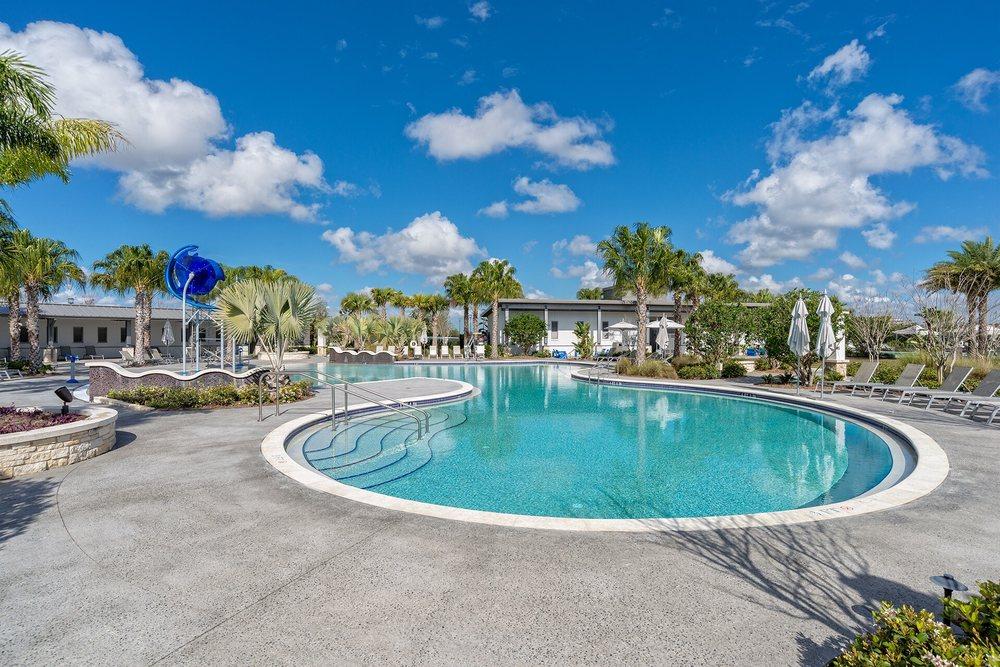 Laureate Park Aquatic Center