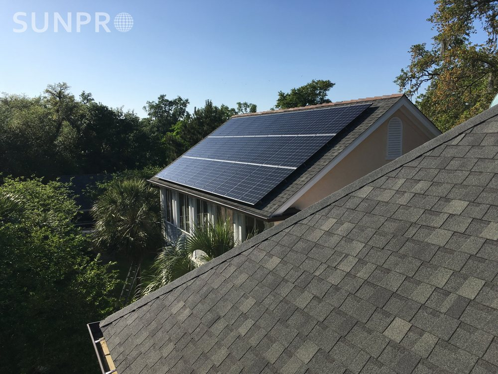 Sunpro Solar - Gulfport: 12435 Plunkett Rd, Gulfport, MS