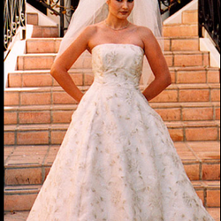Custom Made Wedding Dresses Los Angeles