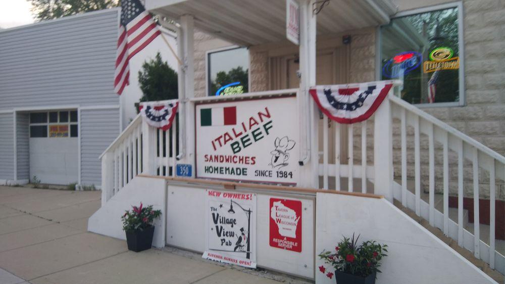 Village View Pub: 350 E Main St, Twin Lakes, WI