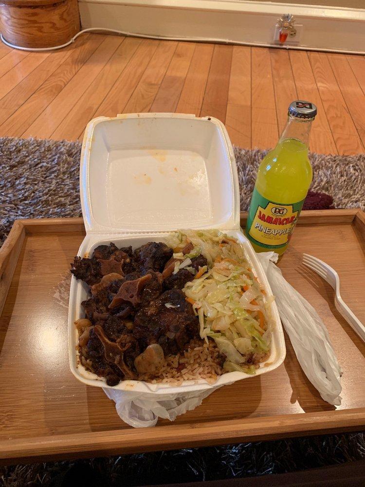 S & S Island Cuisine: 508 Main St, Darby, PA
