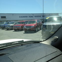 Photo Of Country Ford Trucks Ceres Ca United States