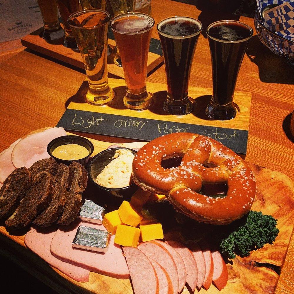 Bavarian Bierhaus: 700 W Lexington Blvd, Glendale, WI